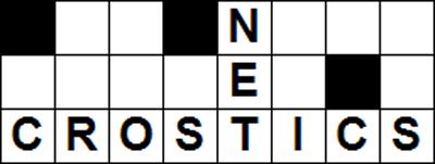 graphic regarding Acrostic Puzzles Printable identify NetCrostics
